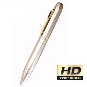 Pen camera HD 1280x720 + 4GB Memory