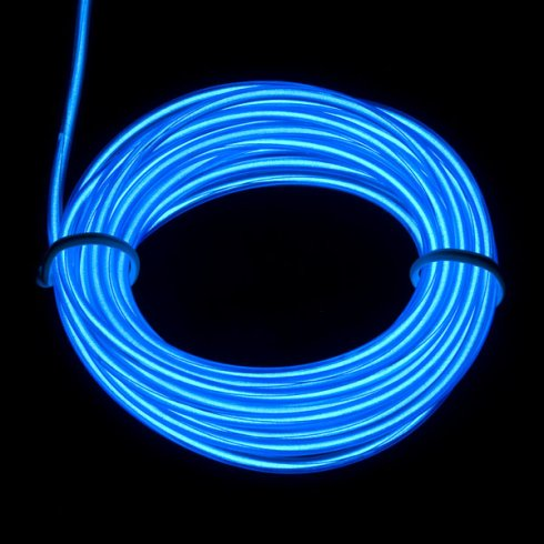 Thick wire 5,0 mm - blue