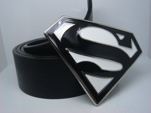 Belt buckle - Superman