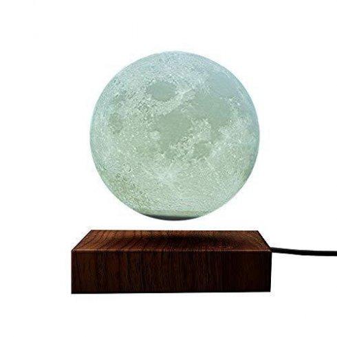 Levitujúci 360° vznášajúci sa mesiac - Nočná lampa