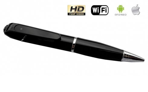 Wifi pen camera HD - iOS/Android support