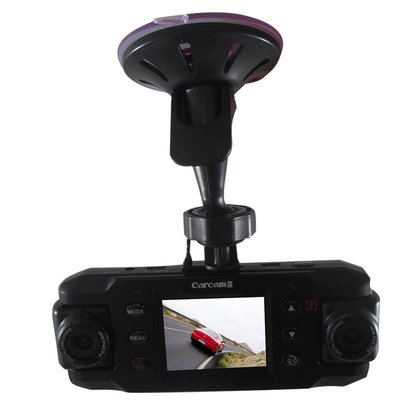 Car black box recorder - Carcam X8000 with GPS