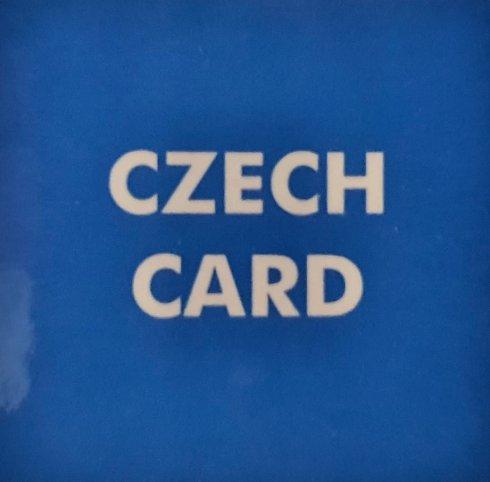 Jazyková SD karta do překladače Comet V4 (česká)