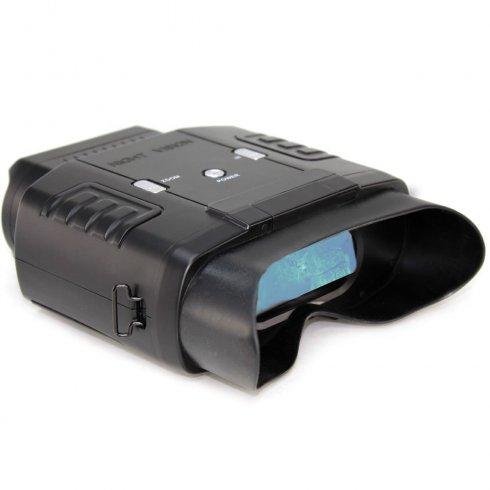 Binoclu digital cu unghi larg - viziune de noapte până la 60m / 400m zi