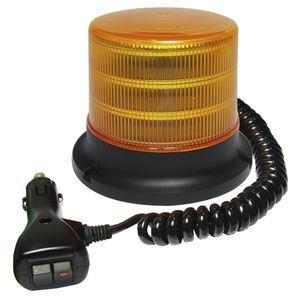Maják LED světelný na auto 24 x 1W s magnetem