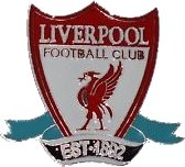 Football club hebilla - Liverpool