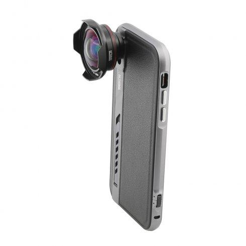 Ультра широкоугольный мобильный объектив объектива 0.6X - для iPhone X