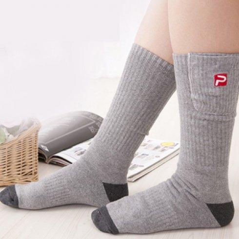 Vyhrievané ponožky