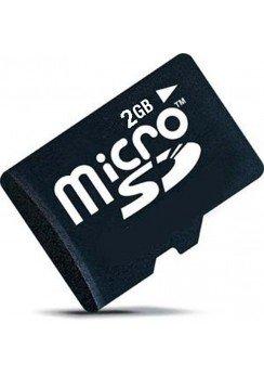 Micro SD de 2GB