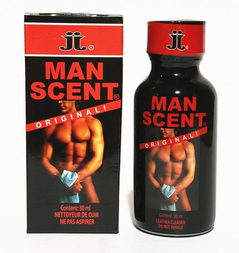 Poppers - MAN SCENT 30ml