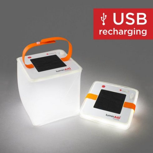 Solar lamp - Packlite Max USB