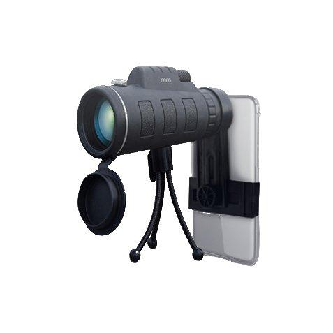 Mobile telescope - telephoto lens mobile (phonebinoculars)