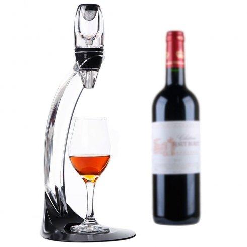 Magický dekantér vína - luxusný aerátor