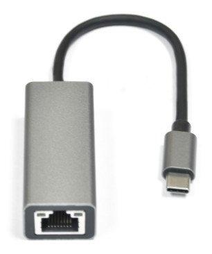 HUB - USB TYPE-C na LAN RJ45