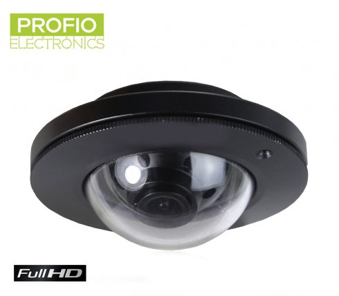 FULL HD wide angle reverse camera FISH EYE with 150 ° angle of view
