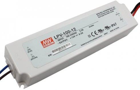 LEDストリップ用電源-100W DC12V