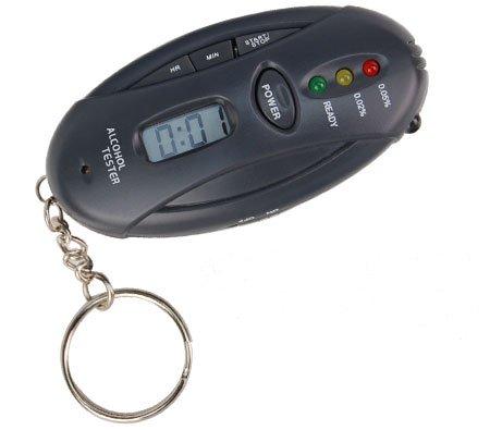 Keychain alcool testeur