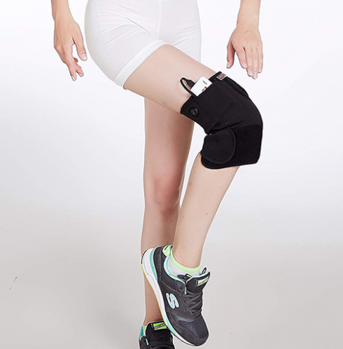 Heating belt pad for knee