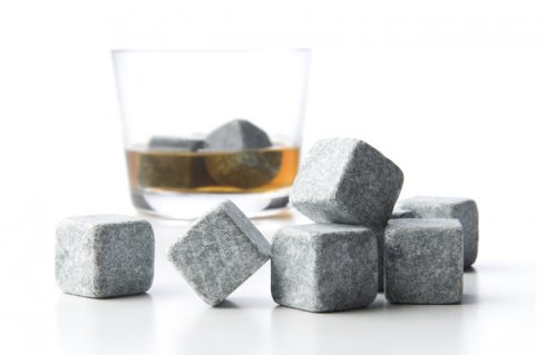 Stone ice cubes - Whiskey stones