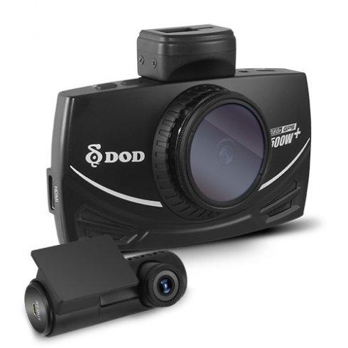FULL HD dual kamera do auta s GPS + ISO12800 + SONY STARVIS senzor - DOD LS500W+