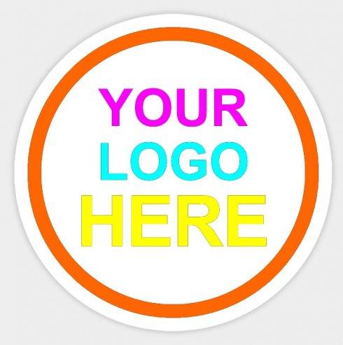 Logo personnalisé pour projecteurs Gobo (couleur)