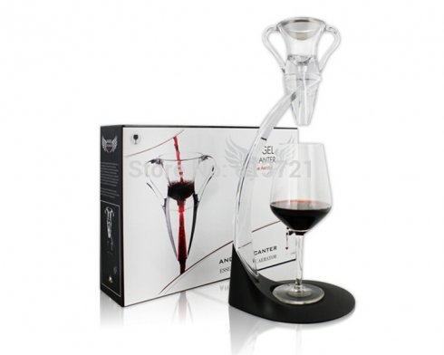 Wine decanter - SET ANGEL
