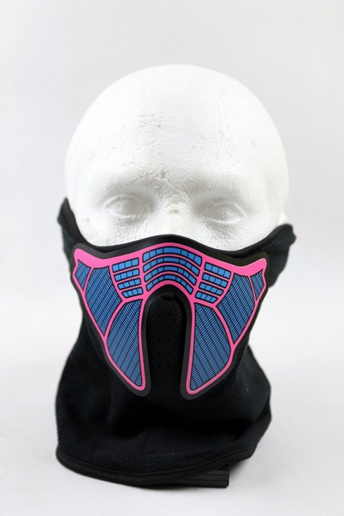 Rave face masks sound sensitive - Cyberdog