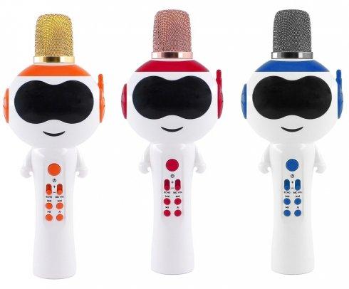 Microfon Bluetooth inteligent 5W cu difuzor + sunete magice