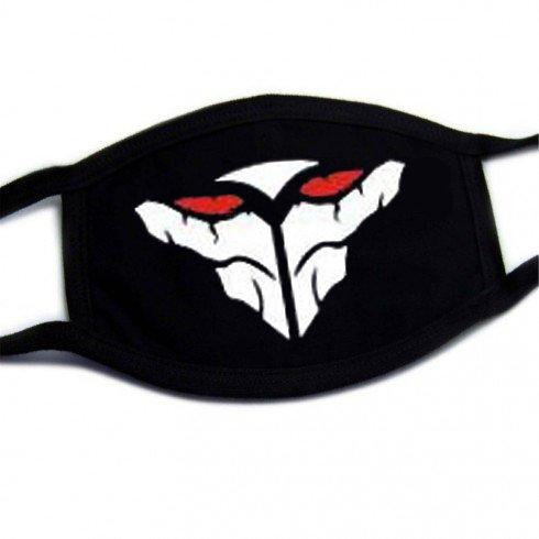 100% cotton mouth mask - pattern Transformer