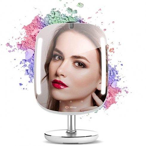 Smart zrcadlo (Wi-Fi + BT) - HiMirror Mini Premium - posouzení stavu pokožky