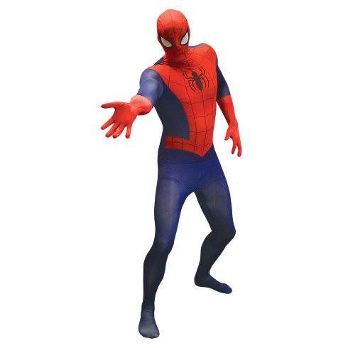 Morph costume spiderman pour Halloween ou Carnaval