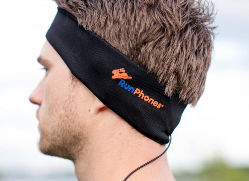 RunPhones - headphones for jogging