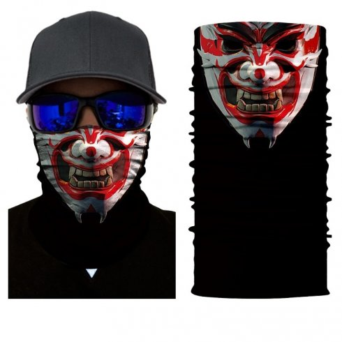 Face bandana multifunctional - VOODOO TRIBE