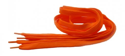 Laces - Neon orange