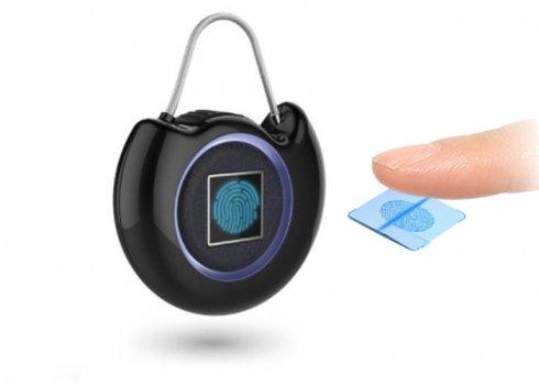 Inteligentna blokada (odcisk palca) do plecaka lub walizki