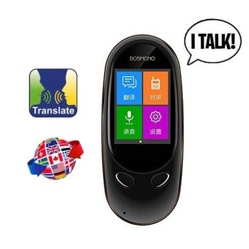 Traducător vocal DOSMONO Mini S601 cu WiFi / 3G