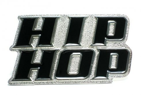 Belt buckle - Hip Hop