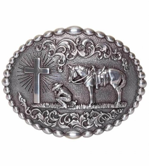 COWBOY WESTERN - Fibbia della cintura