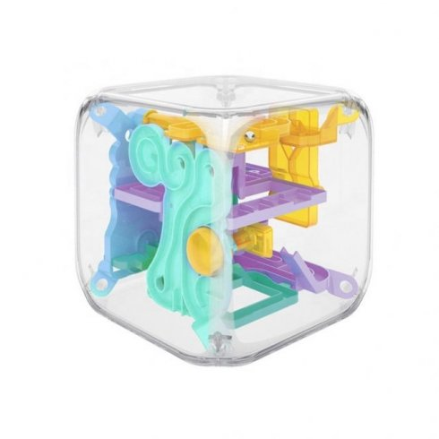 Logicka hra (hlavolam) - Maze Cube