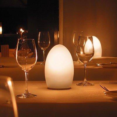 Egg light - Lampada decorativa a LED che cambia colore + telecomando + protezione IP65