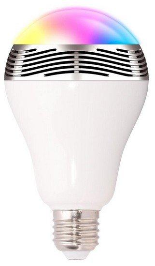 Інтелектуальна лампочка з вбудованим динаміком