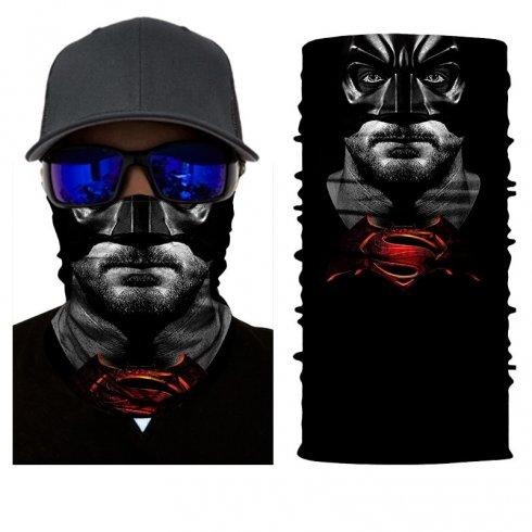 バットマン対SUPERMAN-顔用バンダナ(帽子)