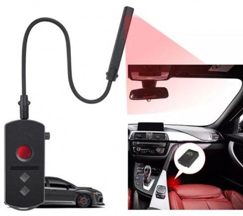 Detektor hroščev + GSM + WiFi + GPS lokatorji + kamera s prilagodljivim senzorjem Gooseneck