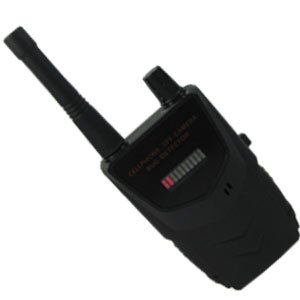Professional portable wireless spy detector