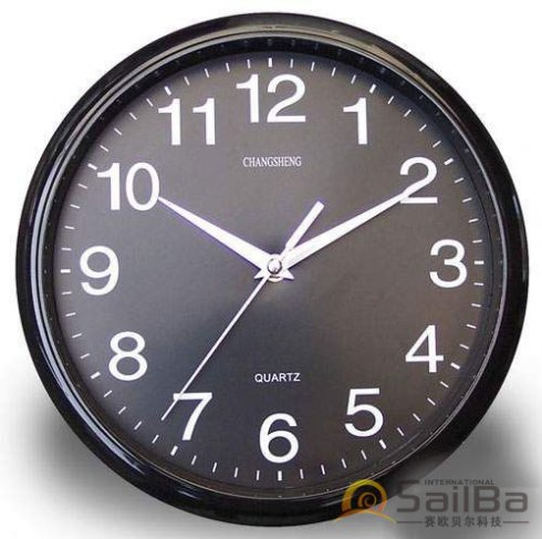Wall clock Camera with Motion Detection