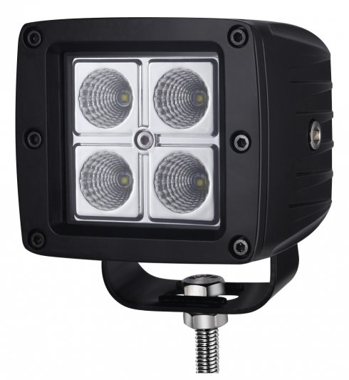 LED portable work lights - 4 x 3W (12W)