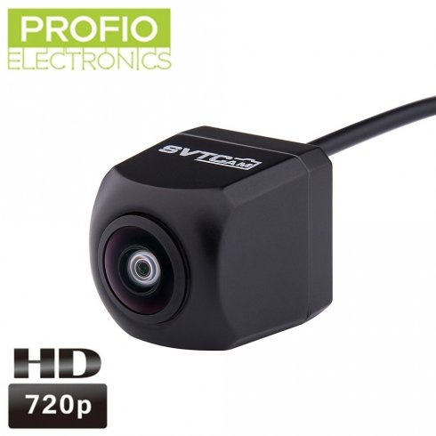 Micro reversing camera with HD 1280x720 + 175° angle + protection (IP68)