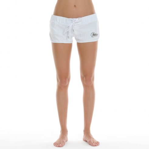 Women shorts white - Boxeur des Rues
