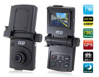 Car Camera with GPS - DOD GSE550