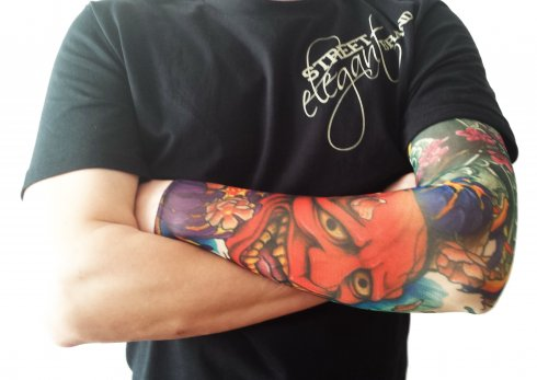 Tattoo sleeves - Hell Ride